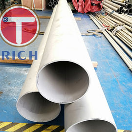 China Austenitic - Ferritic Duplex Grade Stainless Steel Seamless Pipe GB/T21833-2008 factory