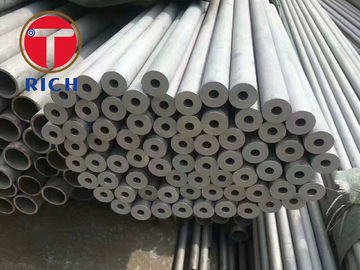 China UNS N10276 C276 Seamless Nickel Alloy Steel Pipe For Chemical Oil Refinery distributor