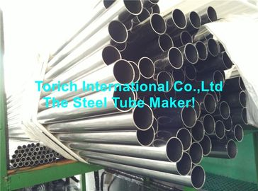 China Cold Drawn Precision Steel Pipe / Carbon Steel Welded Pipe En10305-2 factory