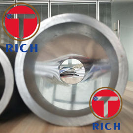 China 16mn 25mn 20# 45# Hydraulic Cylinder Tube Steel Tubing Cold Drawn Oiled Surface distributor