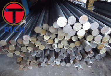 China SS400 A36 Bright Carbon Steel Round Bar / Cold Drawn Structural Steel Bars distributor
