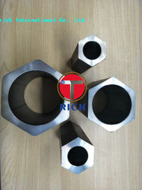 China Hex Shape Special Steel Pipe GB/T 3094 / Hex Tubing Steel Plain End factory