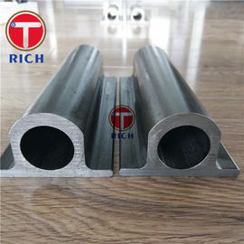 China Annealed Special Steel Pipe Carbon Seamless Omega Tube For Boiler Use factory