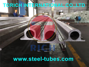 China Seamless Carbon Steel Tube Omega Pipe Material 20# Special Shape For Boiler factory