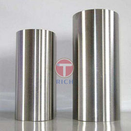 China Titanium / Titanium Alloy Structural Steel Pipe Bars Billets High Strength distributor