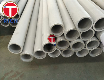 China Durable Alloy Steel Pipe Seamless 34CrMo4 42CrMo4 42CrMo For Engineering distributor