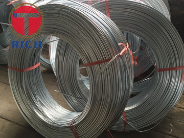 China High Precision Welded Steel Tube Airway Cold Rolled Coil Bundy Welded Tubes factory