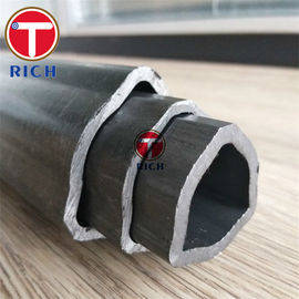 China Carbon Steel 1010 1020 Special Steel Pipe Triangle Lemon Steel Tube For PTO Agricultural Drive Shaft distributor