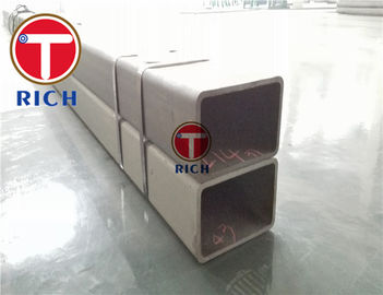 China 2 - 12m Length Rectangle Steel Pipe Seamless Hollow Carbon Steel Tube ASTM A106 distributor
