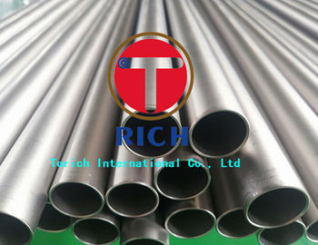 China ASTM B338 Gr2 Seamless Titanium Tubing Cold Rolled For Heat Exchanger distributor