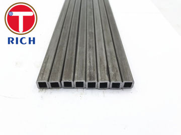 China Small Diameter Rectangle Seamless Square Tube ASTM A500 Gr C Carbon Steel distributor