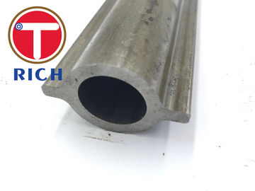 China Seamless Cold Drawn Special Steel Pipe SA192 Profile Two Fins Round Boiler Finned Tube distributor