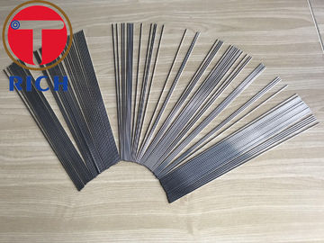 China EN10357 Thin Diameter Stainless Steel Tubes Welded For Chemical Industry distributor