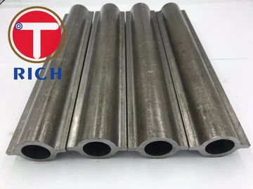 China SA192 Seamless Cold Drawn Shaped Carbon Steel Two Fins Pipe Round Boiler Profile Finned Tube distributor