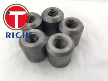 China TORICH 32mm Carbon Steel 1045 Screw Connecting Rebar Tapered Thread Rebar Coupler distributor
