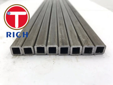 China ASTM A500 Gr C Carbon MS Steel Seamless Square Tube 1020 Small Diameter distributor