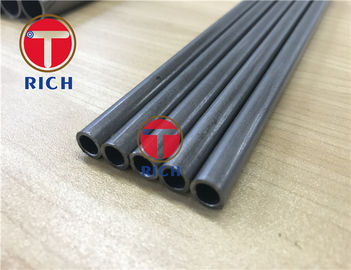 China Round Shape Automotive Steel Tubes Cold Rolled For Shock Absorber Cylinder distributor