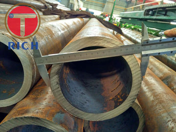China Structural Cold Drawn Large Diameter Stainless Steel Tube Carbon Steel Tubes factory