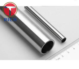China Round Stainless Steel Seamless Tube Cold Drawn For Syringe Needle Customized Surface distributor