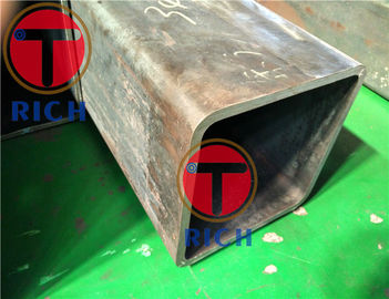 China Mechanical Oiled Surface ERW Q275 Structural Steel Pipe distributor