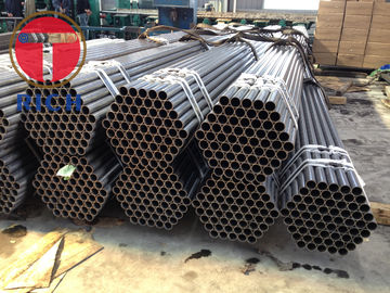 China 60MM Diameter Carbon Seamless Steel Pipe DIN17175 JIS G3472 STAM290GA 13MO3 factory