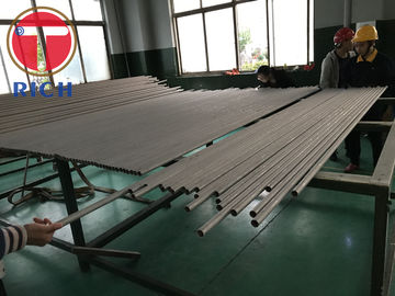 China SA-213-TP304H Seamless Ferritic And Austenitic Alloy Steel Boiler, Superheater, And Heat Exchanger Tubes. 50.8mm 63.5mm distributor