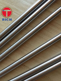 China SUS316L Copper Alloy Seamless Steel Tube Precision Capillary Tubes Oiled Surface distributor
