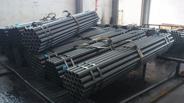 China Large Diameter Mechanical Drill Steel Pipe , Hot rolled / Cold Drawn Steel Pipe factory