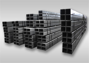 China ISO 9001:2008 Cold Formed Special Steel Pipe , Welded Carbon Steel Square Tube factory