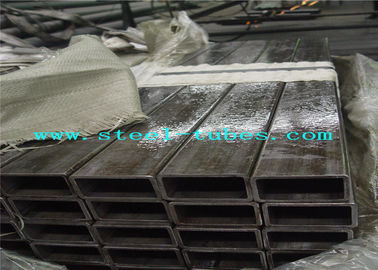 China Square Welded 304 ASTM A554 Structural Steel Pipe distributor