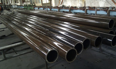 China Precision Welded Cold Drawn DOM Steel Tube for Oil Cylinders ISO 9001-2008 factory