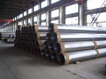 China ASTM B161 Seamless Nickel Alloy Tube , Cold worked Stainless Steel Tube distributor