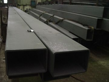 China Engineering Special Steel Pipe Carbon Steel Rectangular Tubing With GB/T 19001-2008 factory