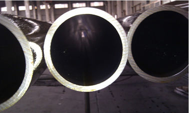 China Cold Drawn Precision Seamless Steel Pipes With Anti - Rust Oil protection factory