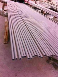 China ASTM B677 UNS N8904 Nickel Alloy Stainless Steel Seamless Tube UNS N08925 factory