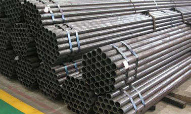 China ASTM A335 Round Ferritic Alloy Steel Tubes / Pipe For Heat - Exchangers       factory