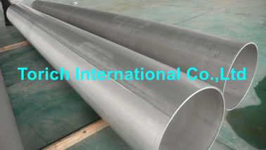 China Pressure Purposes EN10217-7 Stainless Steel Tubes With Automatic Arc Welding factory
