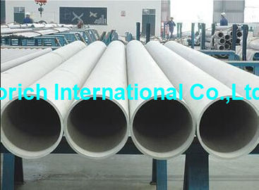 China JIS G 3460 Round Carbon and Nickel Steel Pipe For Low Temperature Service distributor