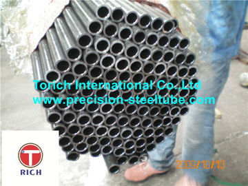 China ERW / DOM Welded Steel Tube SAE J525 Low Carbon Tubes Annealed for Automotive Industry distributor