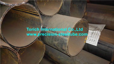 China BS6323-7 SAW4,SAW5 Seamless Longitudinal Submerged Arc Welded Pipes factory