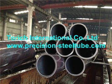 China EN10305-1 Telescopic Cylinders Gas Cylinder Seamless Cold Drawn Steel Tube factory