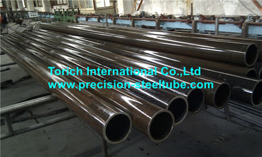 China Hydraulic Cold Drawn Seamless Steel Tube EN10305-1 42CrMo4 34CrMo4 ISO 9001 factory