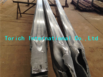 China JIS G 3466 Forming Welded Carbon Steel Square Tubes for General Structure factory