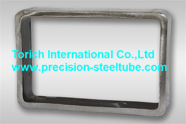 China ASTM A500 Special Steel Pipe 20-30 mm Diameter , Steel Rectangle Tube 12000mm Length factory