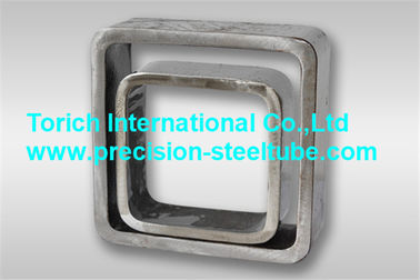 China 24mm Wall thickness Welded Rectangle Special Steel Pipe ST37.0,ST44.0 factory
