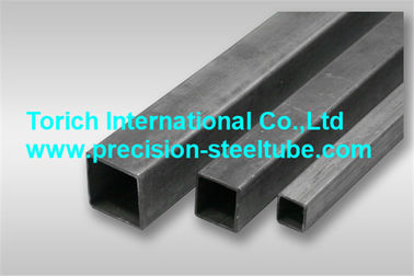 China Welded Structural Steel Pipe Carbon Steel , Structural Square Steel Tubing factory