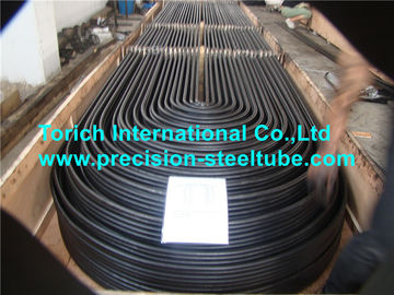 China 16MnDG 10MnDG 09DG GB/T 18984 Carbon Steel Heat Exchanger Tubes Low Temperature Service Piping factory