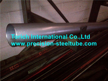 China Low Carbon Welded DOM Steel Pipe SAE J525 DOM Metal Tubing for Auto Parts factory