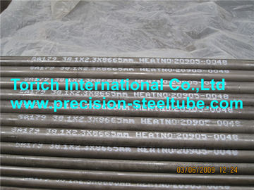 China ASTM A178 / A178M Carbon Steel Heat Exchanger Tubes , Electric Resistance Welding Pipe factory