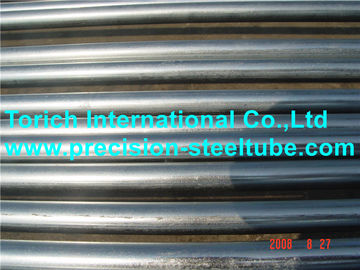 China Precision Steel Tube DIN2391 St35 , St37 , St52 Galvanized Steel Tube for Hydraulic Fitting Hoses distributor